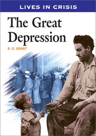9780764124150: The Great Depression (Lives in Crisis Series)
