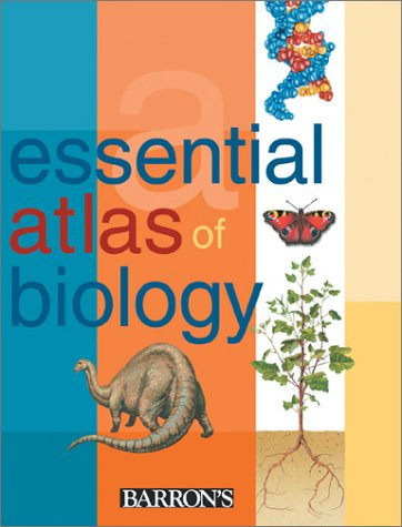 9780764124228: The Essential Atlas of Biology
