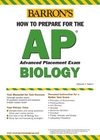 9780764124983: How to Prepare for the AP Biology (BARRON'S HOW TO PREPARE FOR THE AP BIOLOGY ADVANCED PLACEMENT EXAMINATION)
