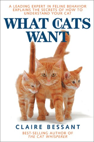 9780764125706: What Cats Want