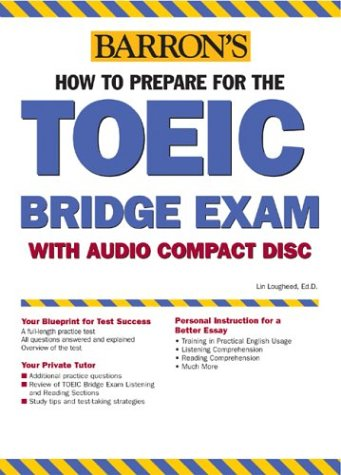 9780764125782: How to Prepare for the TOEIC Bridge Exam