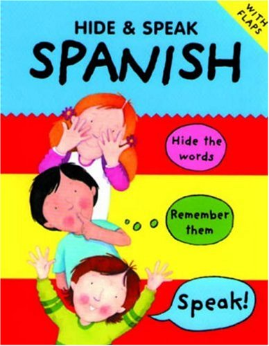 9780764125898: Hide and Speak Spanish (Hide & Speak)