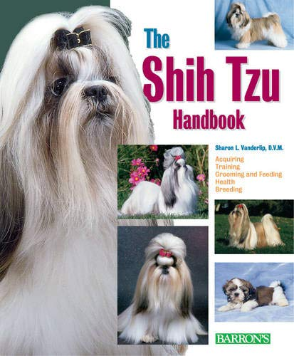 9780764126321: The Shih Tzu Handbook (Barron's Pet Handbooks)