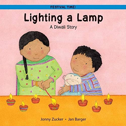 9780764126703: Lighting a Lamp: A Diwali Story (Festival Time)