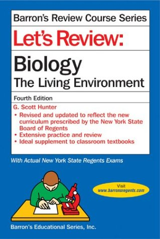 9780764126840: Let's Review Biology: The Living Environment