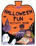 Halloween Fun Activity Book (Fun Activity Books): Beaton, Clare