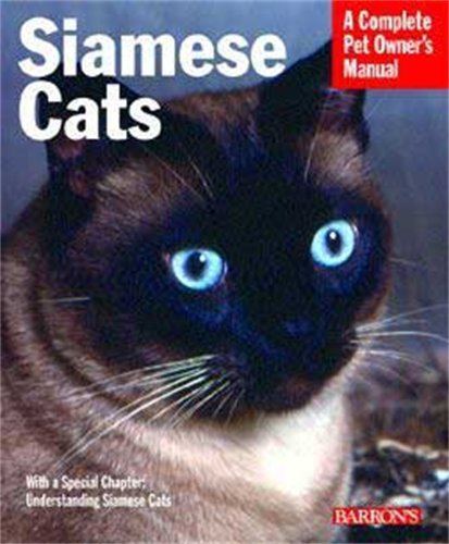 9780764128486: Siamese Cats (Complete Pet Owner's Manual)