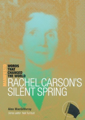 9780764128677: Rachel Carson's Silent Spring: Words that changed the World