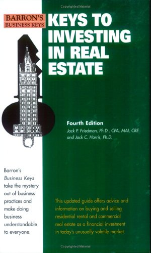 9780764129032: Keys to Investing in Real Estate (Barron's Business Keys)