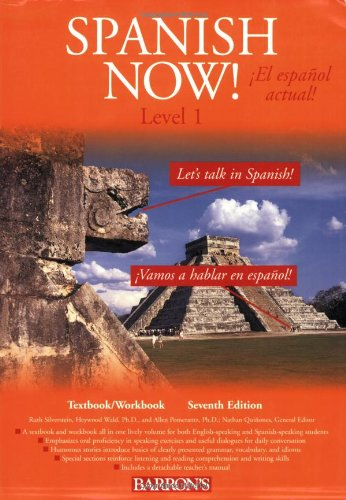 9780764129339: Spanish Now! Level 1