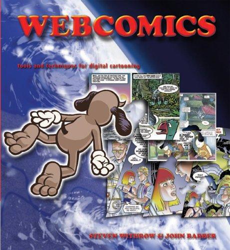 9780764129827: Webcomics: Tools and Techniques for Digital Cartooning