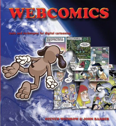 9780764129827: Webcomics: Tools and Techniques for Digital Cartooning
