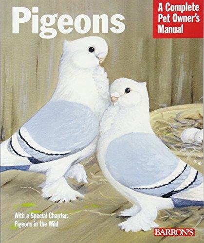 9780764129919: Pigeons (Complete Pet Owner's Manual)