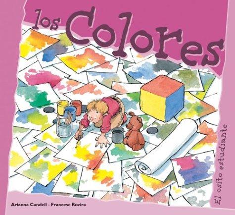 9780764129940: Los Colores (Colors) (El Osito Estudiante (Little Bear's Firsts)) (Spanish Edition)