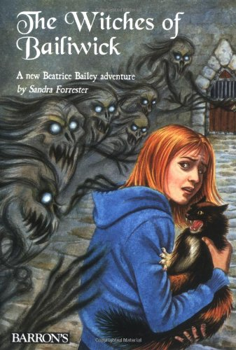 The Witches of Bailiwick (The Adventures of: Forrester, Sandra