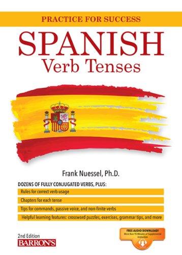9780764130526: Spanish Verb Workbook