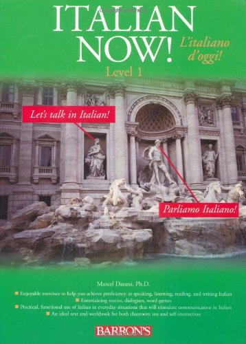 9780764130731: Italian Now!: A Level One Worktext