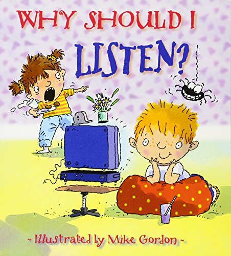 9780764132193: Why Should I Listen? (Why Should I? Books)
