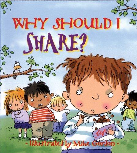 9780764132209: Why Should I Share? (Why Should I? Books)
