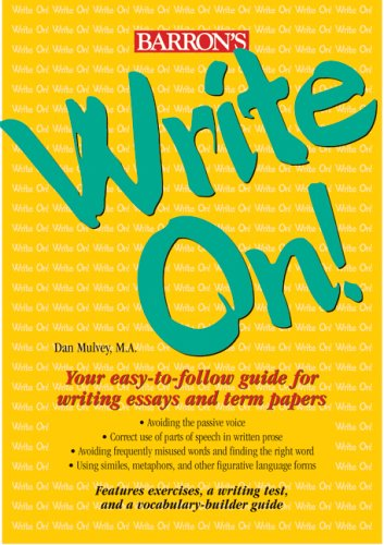 write on your easy to follow guide for