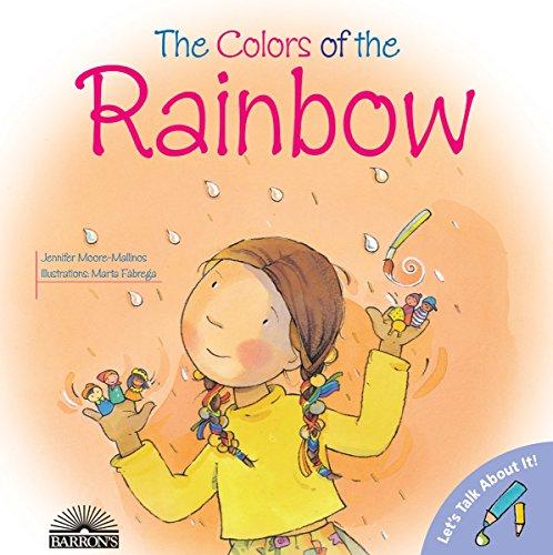 The Colors of the Rainbow (Let's Talk: Jennifer Moore-Mallinos; Illustrator-Marta