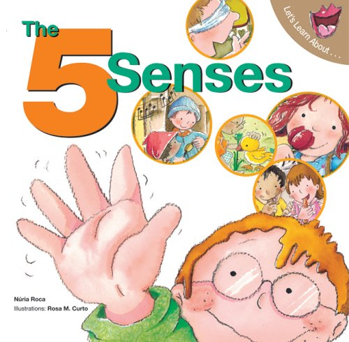 9780764133121: The 5 Senses (Let's Learn About)