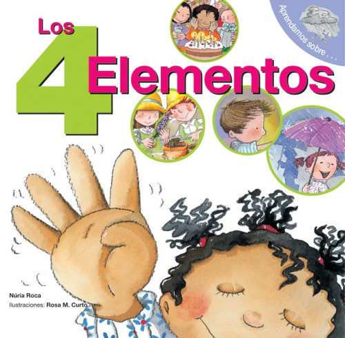 Los 4 elementos: The 4 Elements (Spanish: Roca, Nuria
