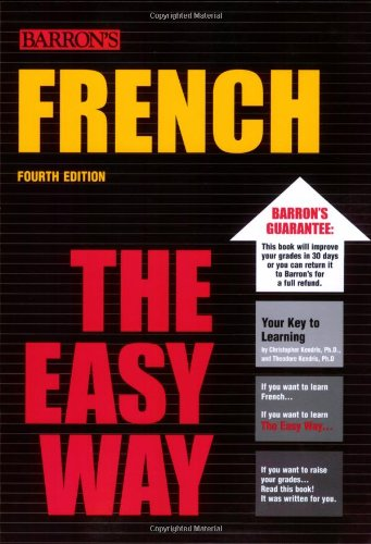 9780764134111: French the easy way
