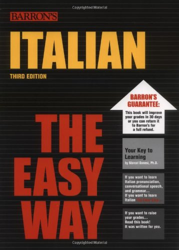 9780764134135: Italian the Easy Way (Easy Way Series)