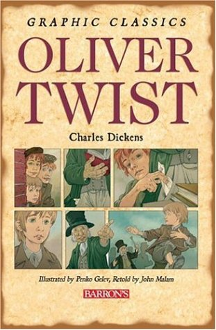 Oliver Twist (Graphic Classics): Dickens, Charles