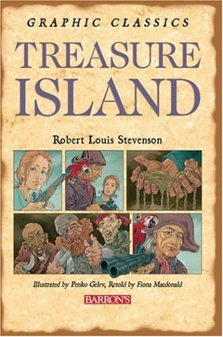 Treasure Island (Graphic Classics): Robert Louis Stevenson