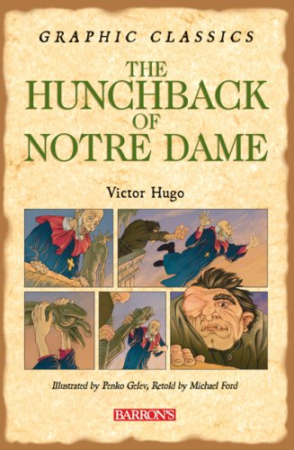 9780764134937: The Hunchback of Notre Dame (Graphic Classics)