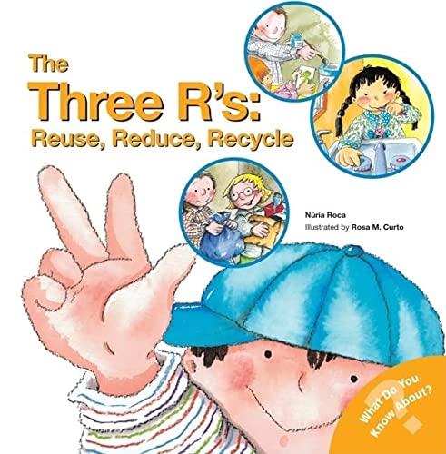 9780764135811: The Three R's: Reuse, Reduce, Recycle