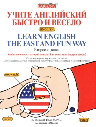9780764136238: Learn English the Fast and Fun Way for Russian Speakers (Fast and Fun Way Series)