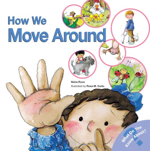 9780764136535: How We Move Around (What Do You Know About? Books)