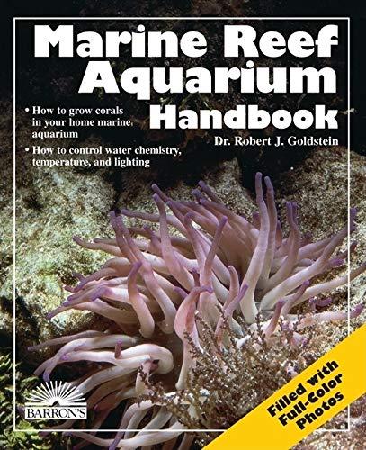 9780764136740: Marine Reef Aquarium Handbook