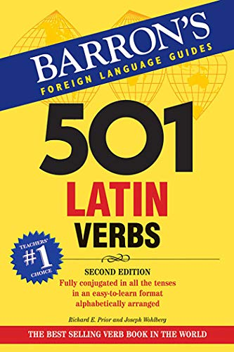 9780764137426: 501 Latin Verbs (501 Verbs)