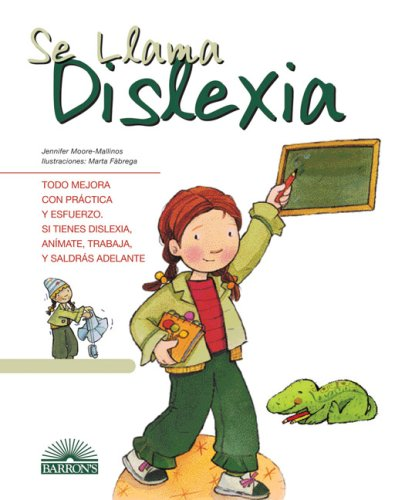 9780764137952: Se Llama Dislexia: It's Called Dyslexia (Spanish Edition) (Vive y Aprende)