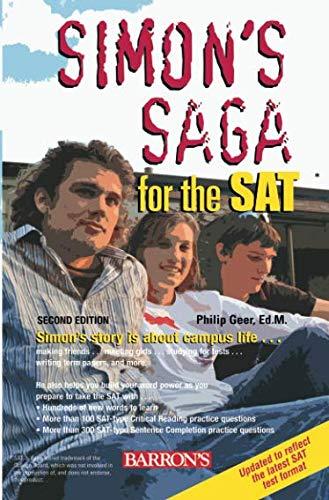 9780764138041: Simon's Saga for the SAT