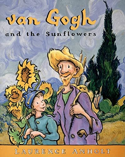 9780764138546: van Gogh and the Sunflowers (Anholt's Artists Books For Children)