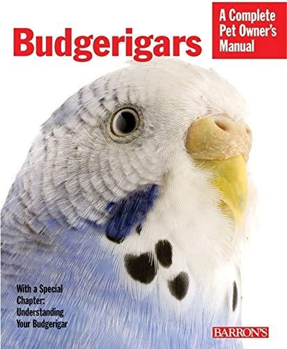 Budgerigars (Barron's Complete Pet Owner's Manuals): Hildegard Niemann