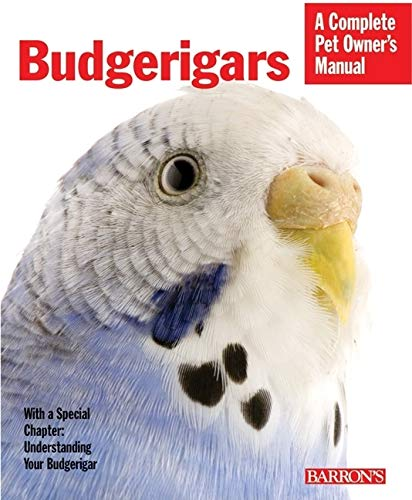 9780764138973: Budgerigars (Complete Pet Owner's Manual)