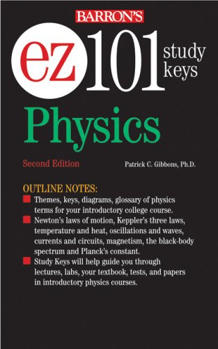 9780764139192: EZ-101 Physics (EZ-101 Study Keys)