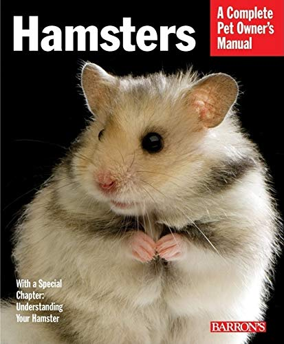 9780764139277: Hamsters: Everything about Selection, Care, Nutrition, and Behavior (Complete Pet Owner's Manual)
