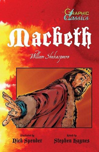 9780764140099: Macbeth (Graphic Classics)