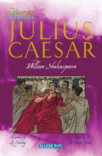 9780764140105: Julius Caesar (Graphic Classics)