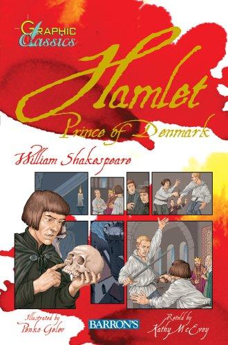 9780764140136: Hamlet (Graphic Classics)