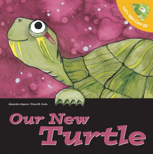 9780764140600: Let's Take Care of Our New Turtle (Let's Take Care of Books)