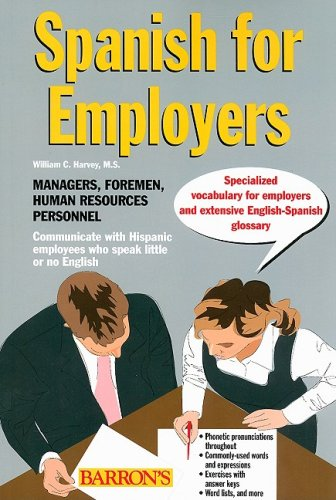 9780764140785: Spanish for Employers