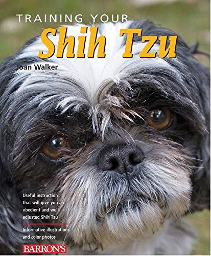 9780764141096: Training Your Shih Tzu (Training Your Dog Series)
